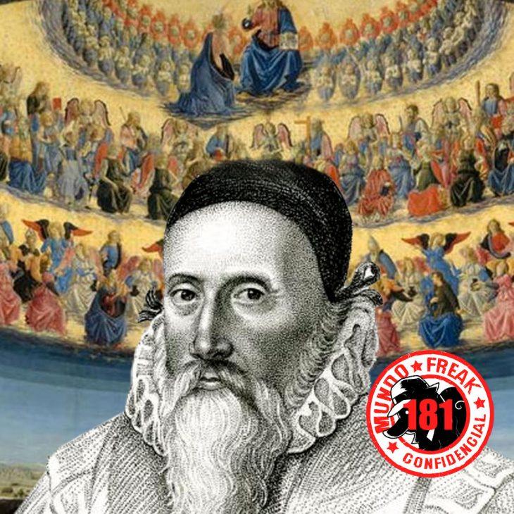 John Dee e a Língua dos Anjos | MFC 181