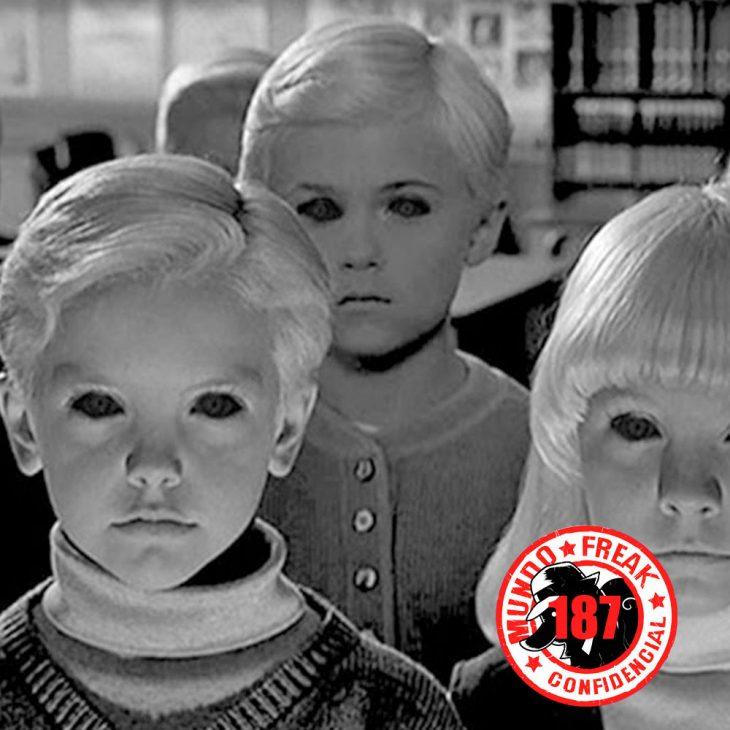 As Crianças dos Olhos Negros | MFC 187