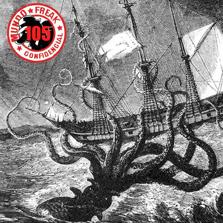 Os Terríveis Monstros Marinhos | MFC 105