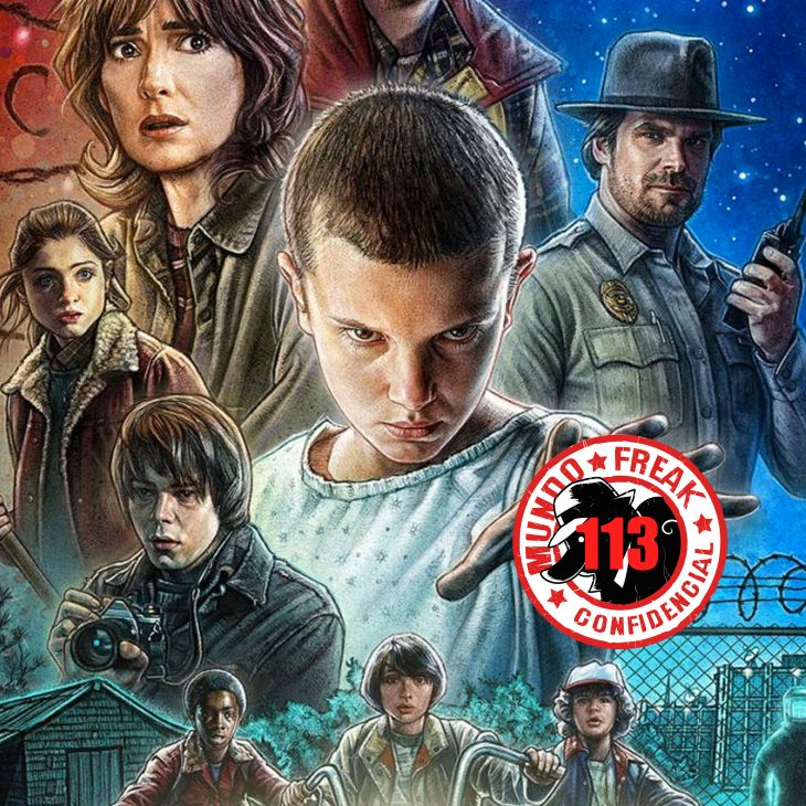 Stranger Things e o Mundo Inverso | MFC 113