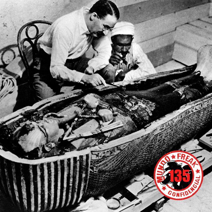 Tutancâmon | MFC 135