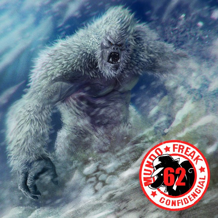 Yeti: O Abominável Monstro das Neves | MFC 062