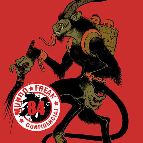 Krampus, o Diabo do Natal | MFC 084