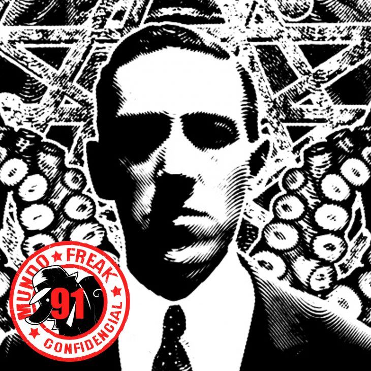 Os Pesadelos de Lovecraft | MFC 091