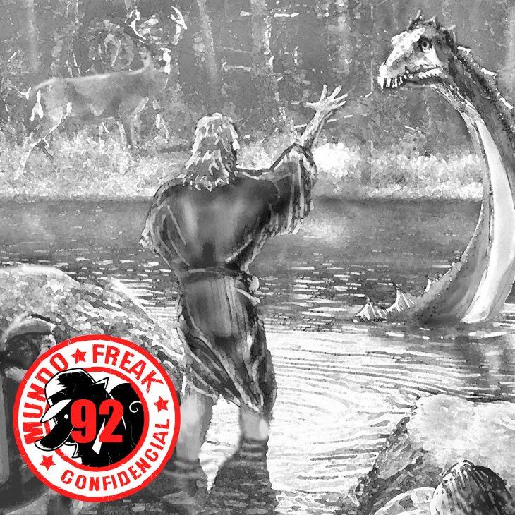 O Monstro do Lago Ness   MFC 092