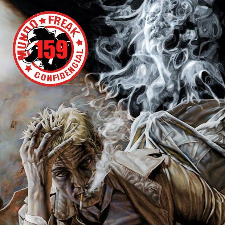 Constantine, o verdadeiro Boy Magia | MFC 159