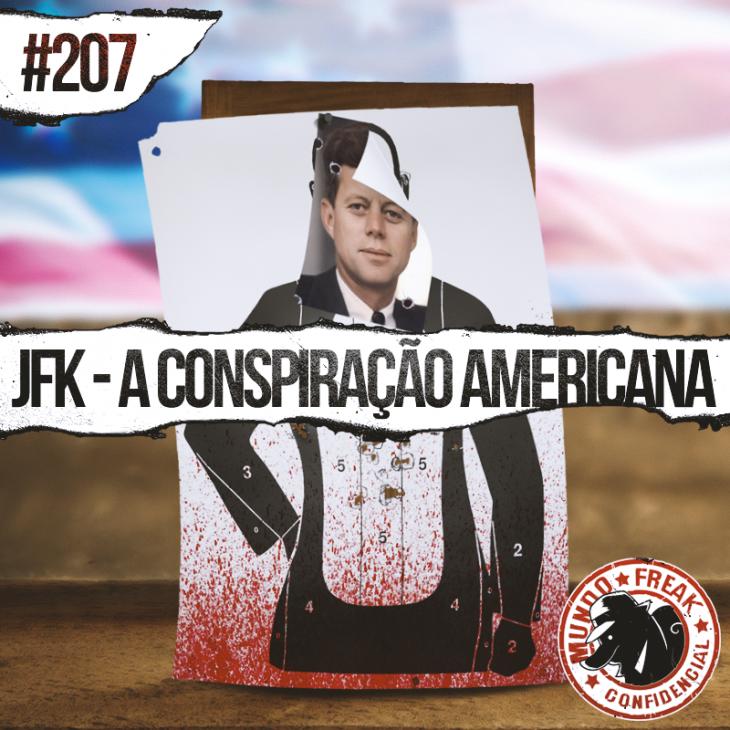 JFK – A Conspiração Americana | MFC 207