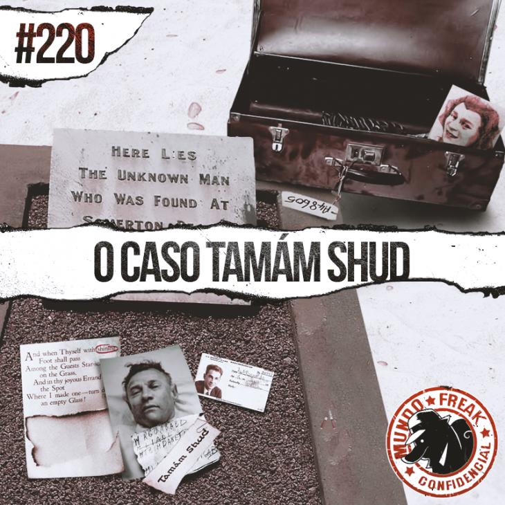 O caso Taman Shud | MFC 220