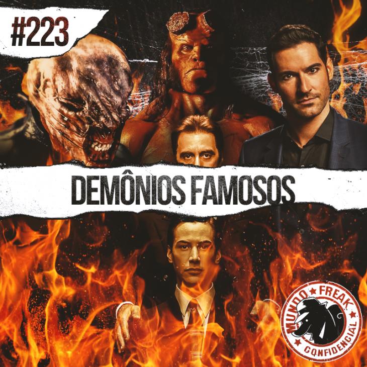 Demônios famosos | MFC 223