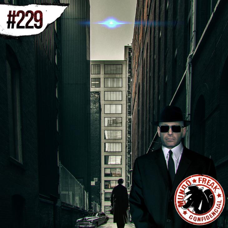 O mistério dos homens de preto | MFC 229