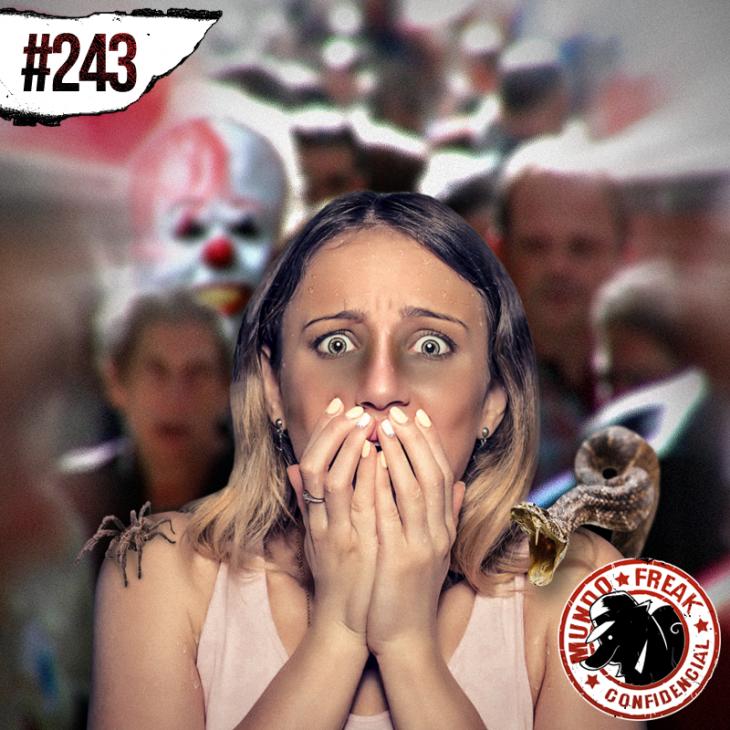 Fobias – Do que você tem medo? | MFC 243