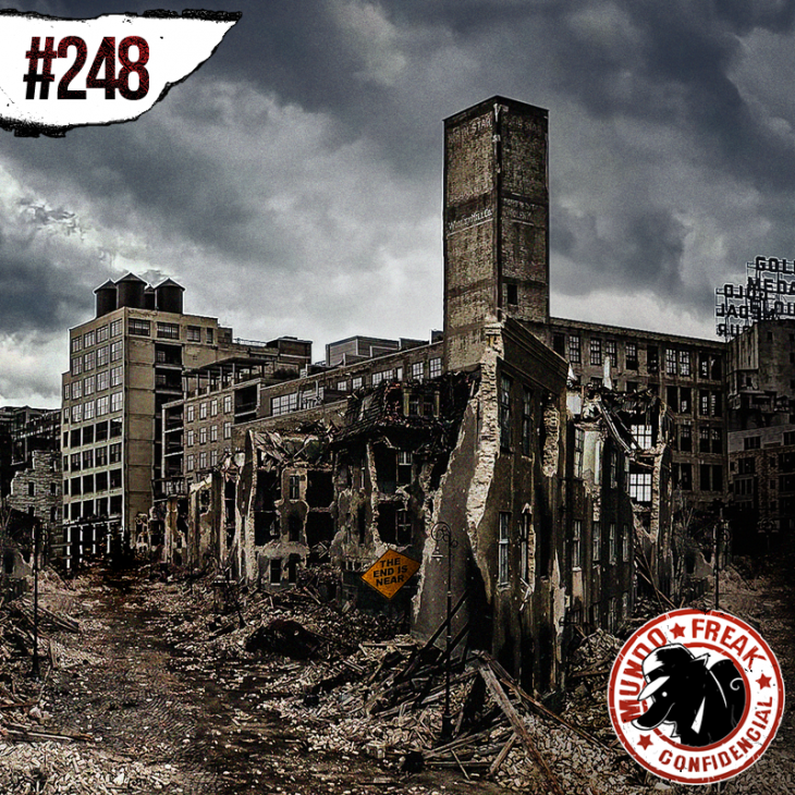 Como sobreviver ao APOCALIPSE? | MFC 248