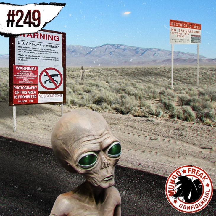 Seja bem vindo à Área 51 | MFC 249