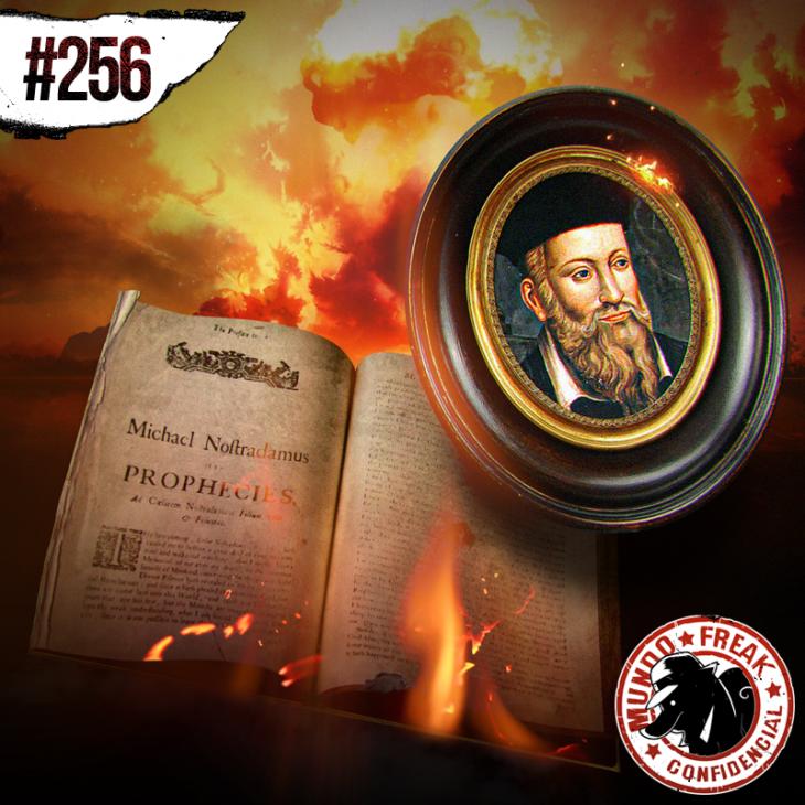 Quem foi Nostradamus? | MFC 256