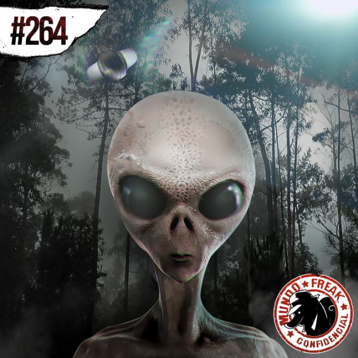 Brasileiro engana Alien, ou o famoso Caso Higgins | MFC 264