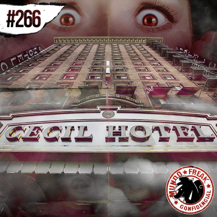 A maldição do Hotel Cecil | MFC 266