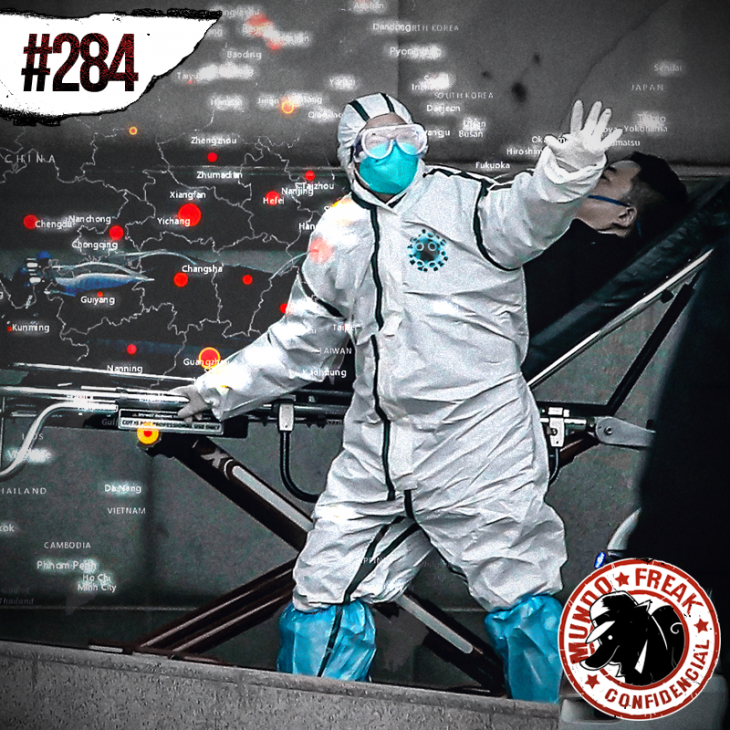 Pandemias e Corona Virus | MFC 284