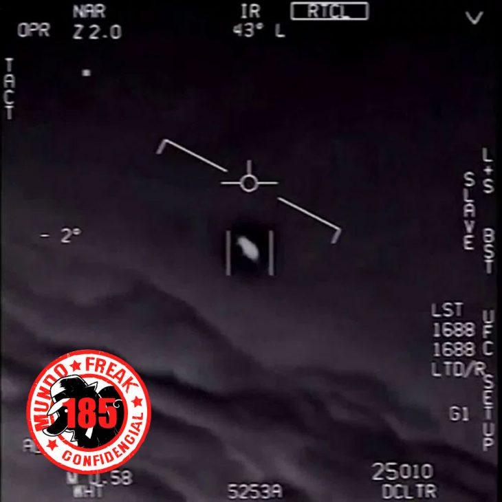 Eles sabiam! Os OVNIs do Pentágono | MFC 185