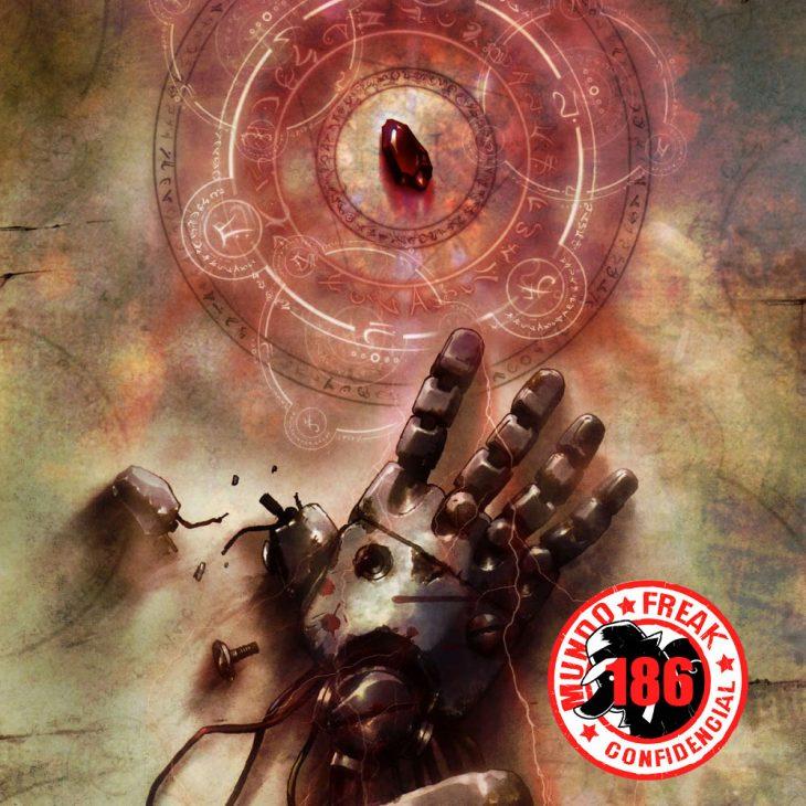 A Alquimia de Fullmetal Alchemist | MFC 186