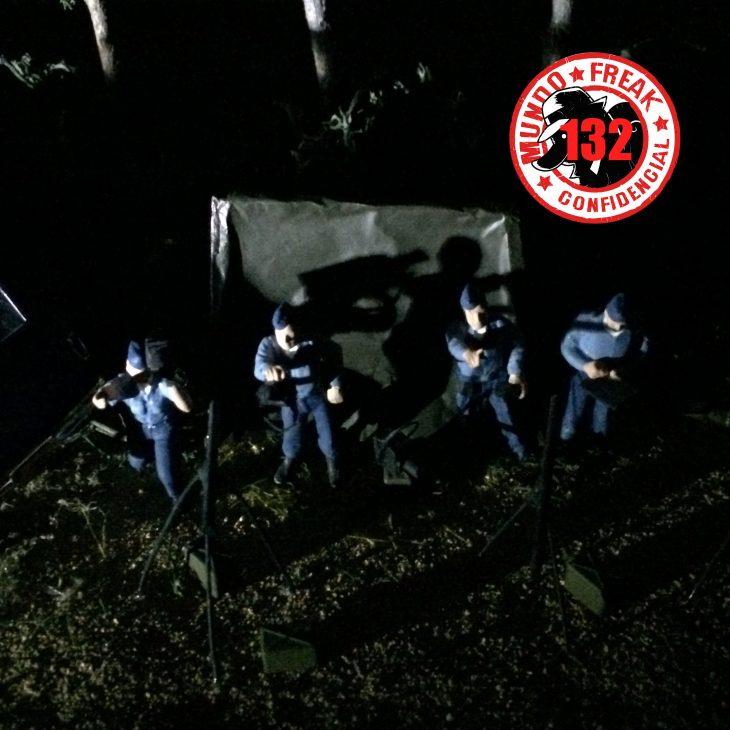 Operação Prato – Parte 02 | MFC 132