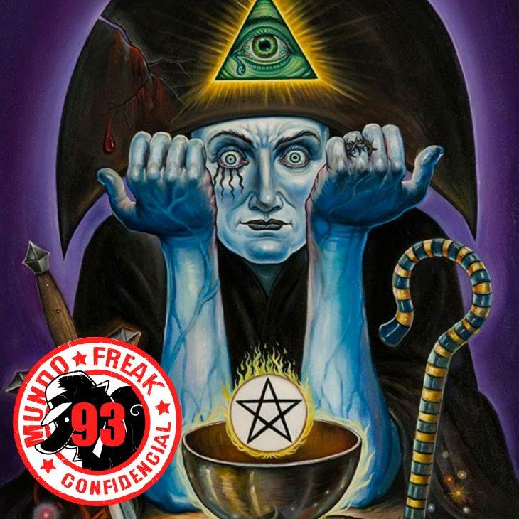 Aleister Crowley, A Grande Besta   MFC 093