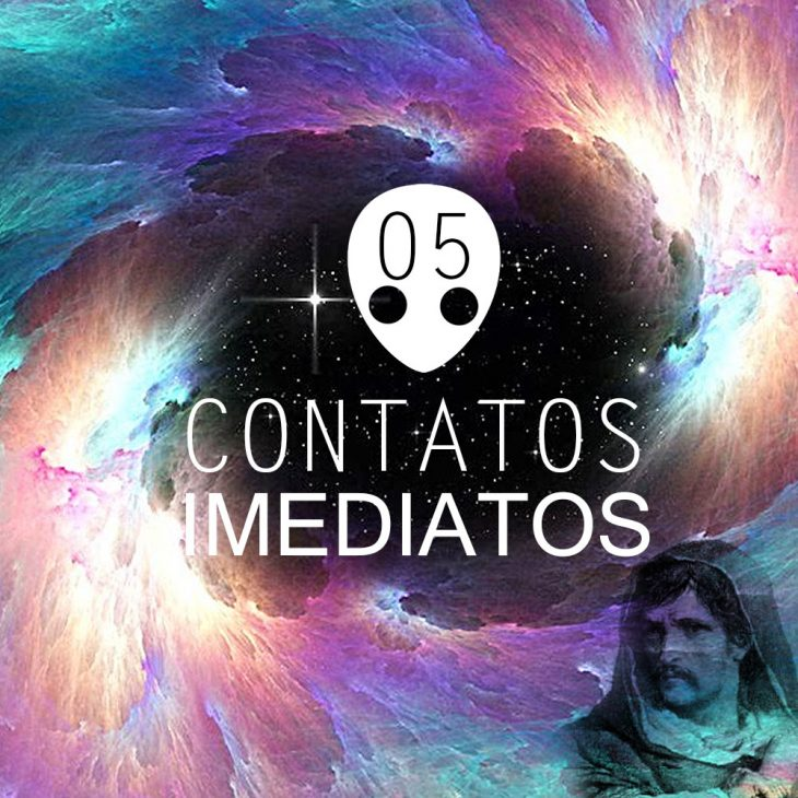 Contatos Imediatos 05 – O desaparecimento de Giordano Bruno*