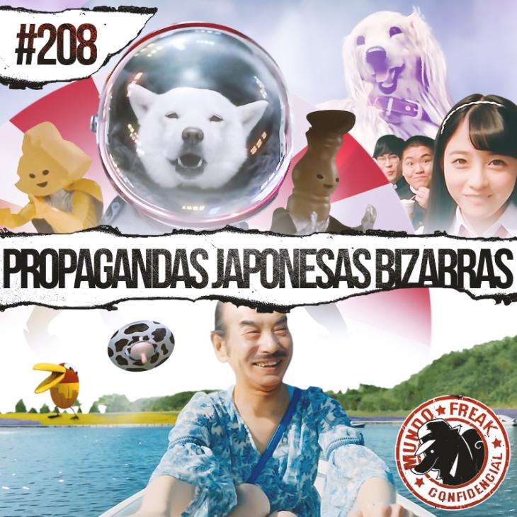 Propagandas Japonesas Bizarras | MFC 208