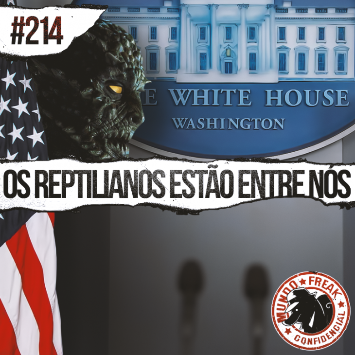Os Reptilianos estão entre nós   MFC 214