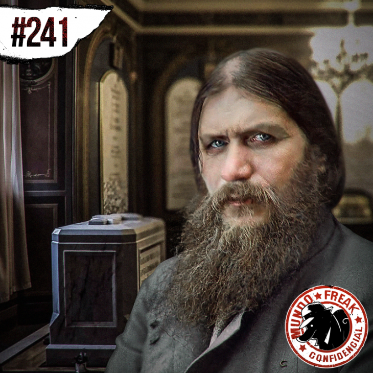 O perigote Rasputin | MFC 241
