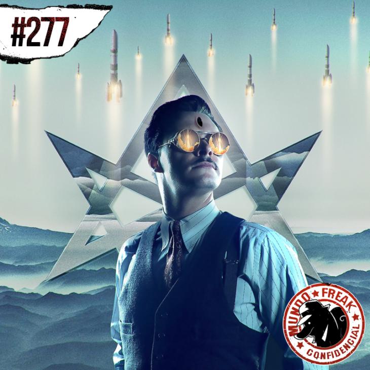 Ocultismo, foguetes e Jack Parsons | MFC 277