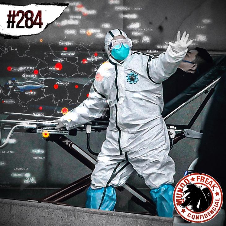 Pandemias e Corona Virus   MFC 284