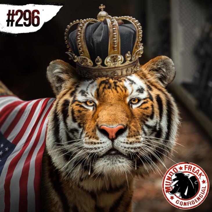 Tiger King – A loucademia de Tigres   MFC 296