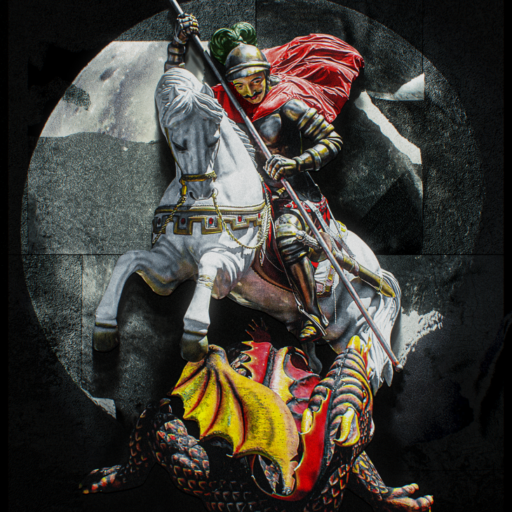 Roma Invicta e o Santo Guerreiro | MFC 325