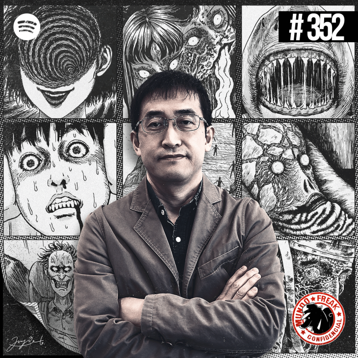 Horror em Junji Ito feat. Gabi Xavier   MFC 352